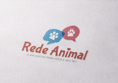 Logo: Rede Animal